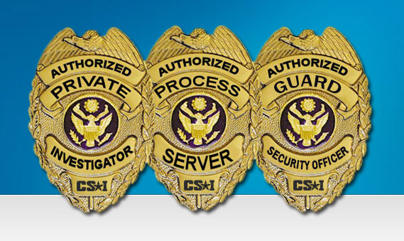 Security Guard Badges